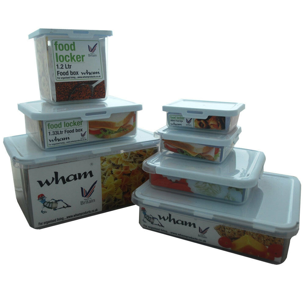 food storage plastic container box lunch dinner 300ml 4. Black Bedroom Furniture Sets. Home Design Ideas