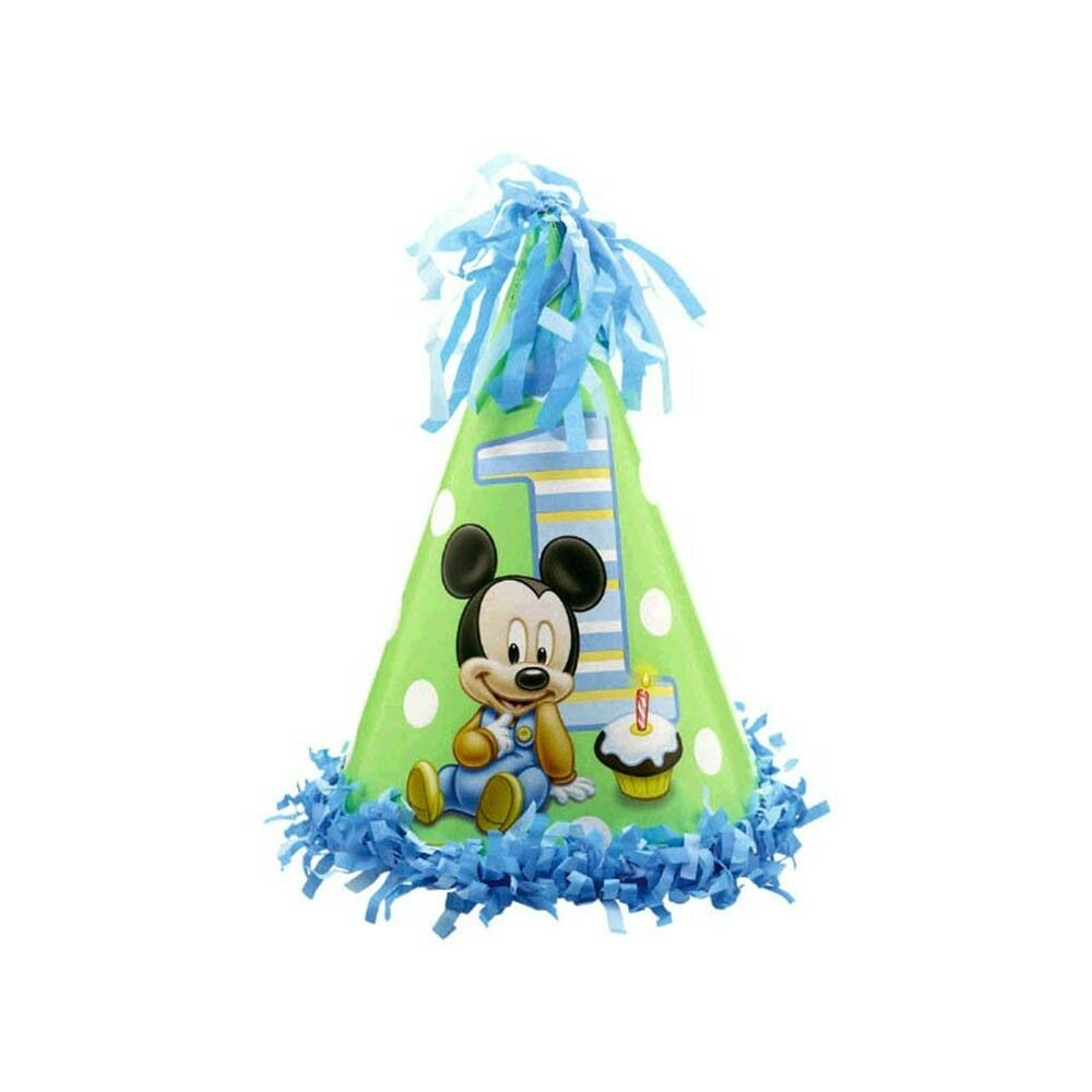 Disney Baby Mickey Mouse Happy 1st Birthday Party Paper