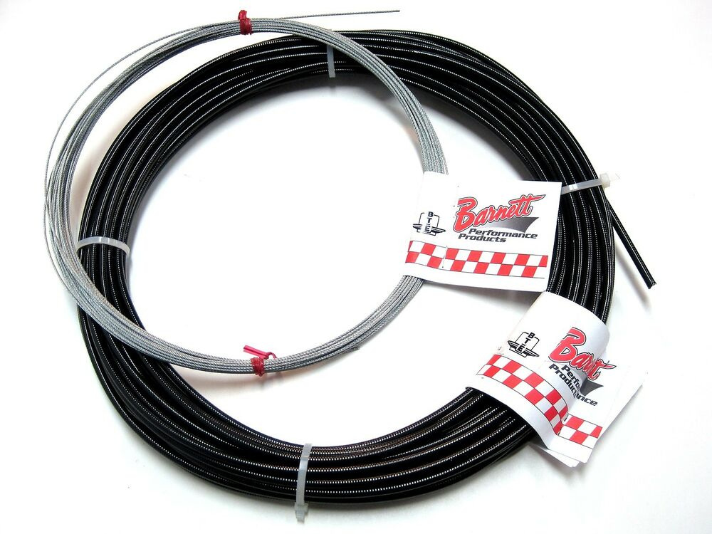 Throttle Cable Casing Amp Inner Wire Barnett Bulk Custom By