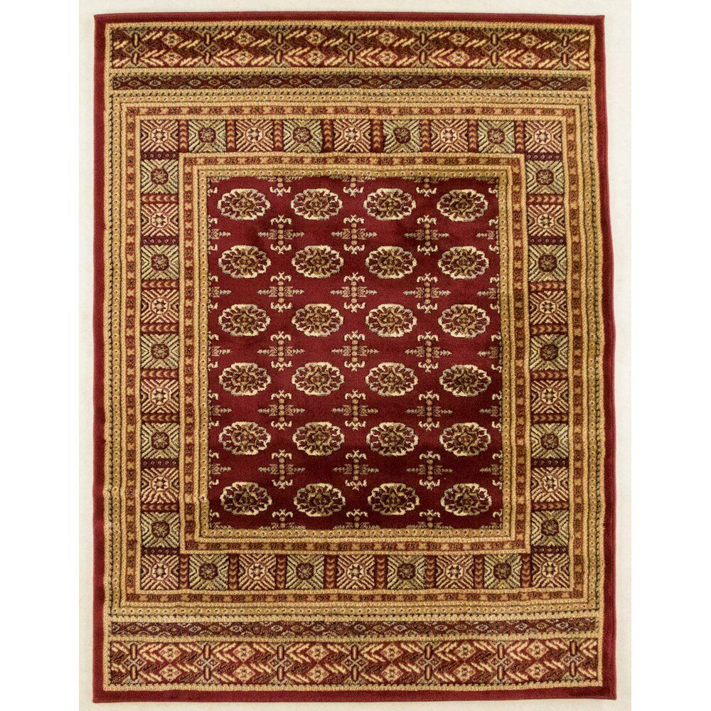 Bokhara Traditional Oriental Persian Style Rugs Runner