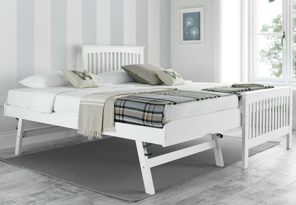 happy beds toronto renowned rubber wooden oak guest bed. Black Bedroom Furniture Sets. Home Design Ideas