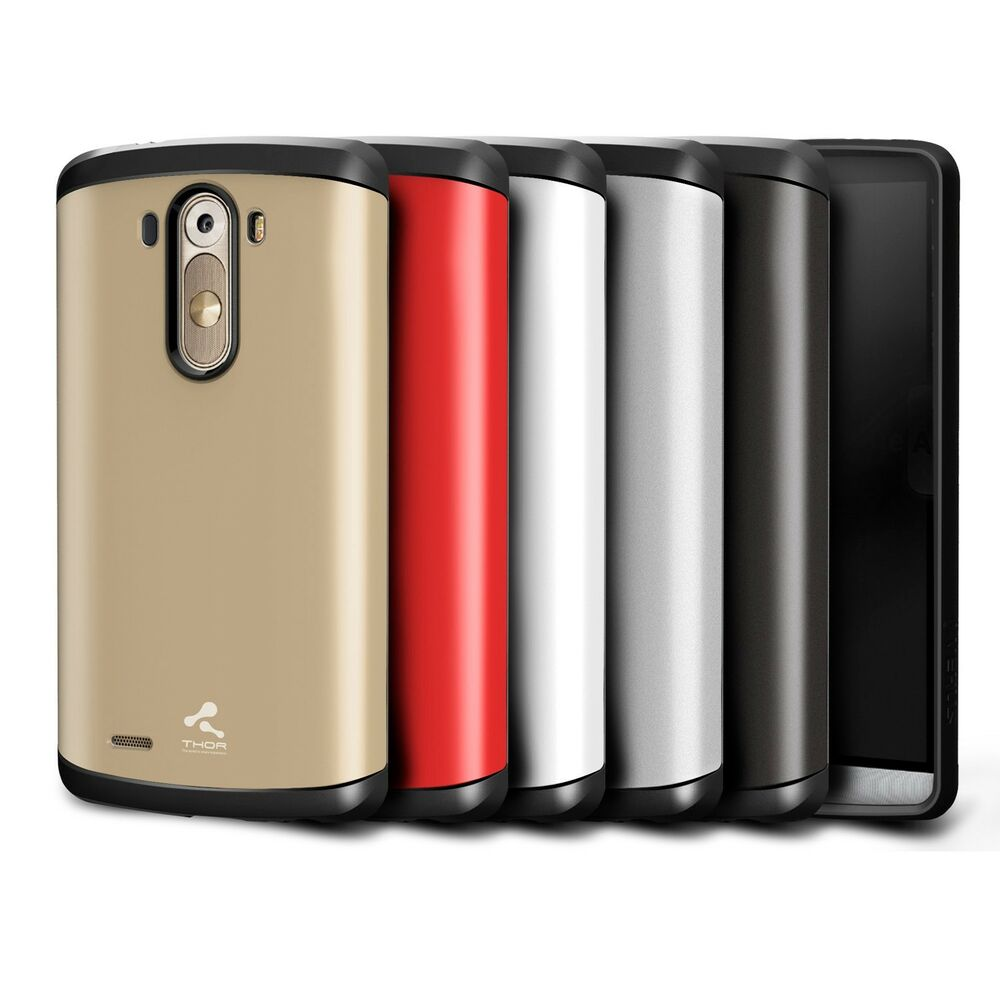 LG G3 Case Premium Dual Layer [Verus THOR] Ultimate Drop ...