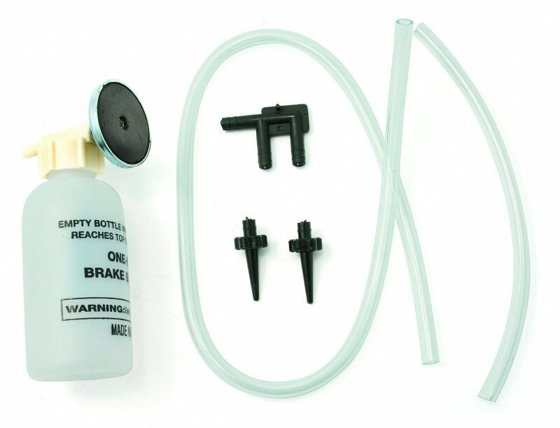 1250 one man brake bleeder tool kit 53001012503 ebay. Black Bedroom Furniture Sets. Home Design Ideas
