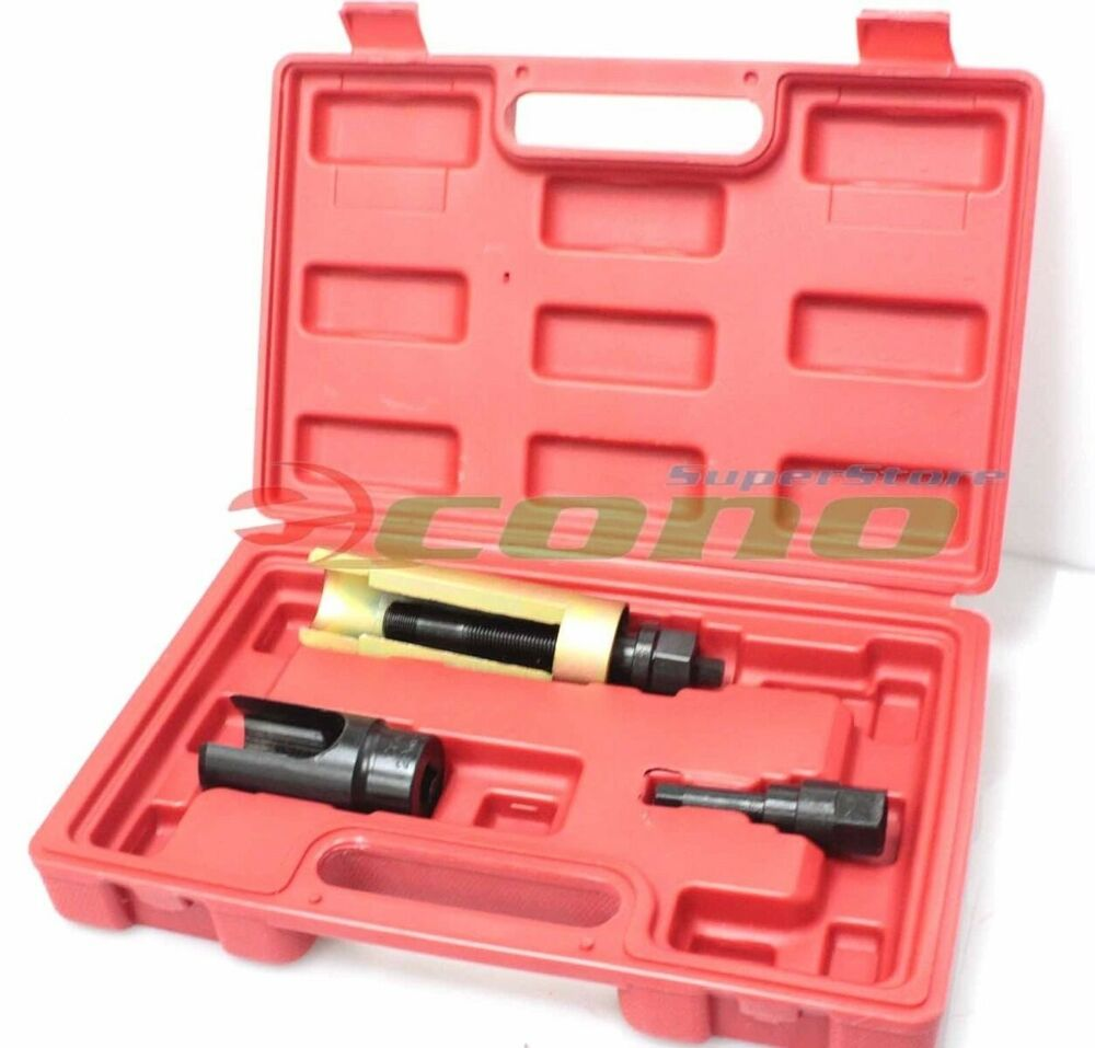 3pc diesel injector puller extractor tools mercedes cdi for Mercedes benz tools