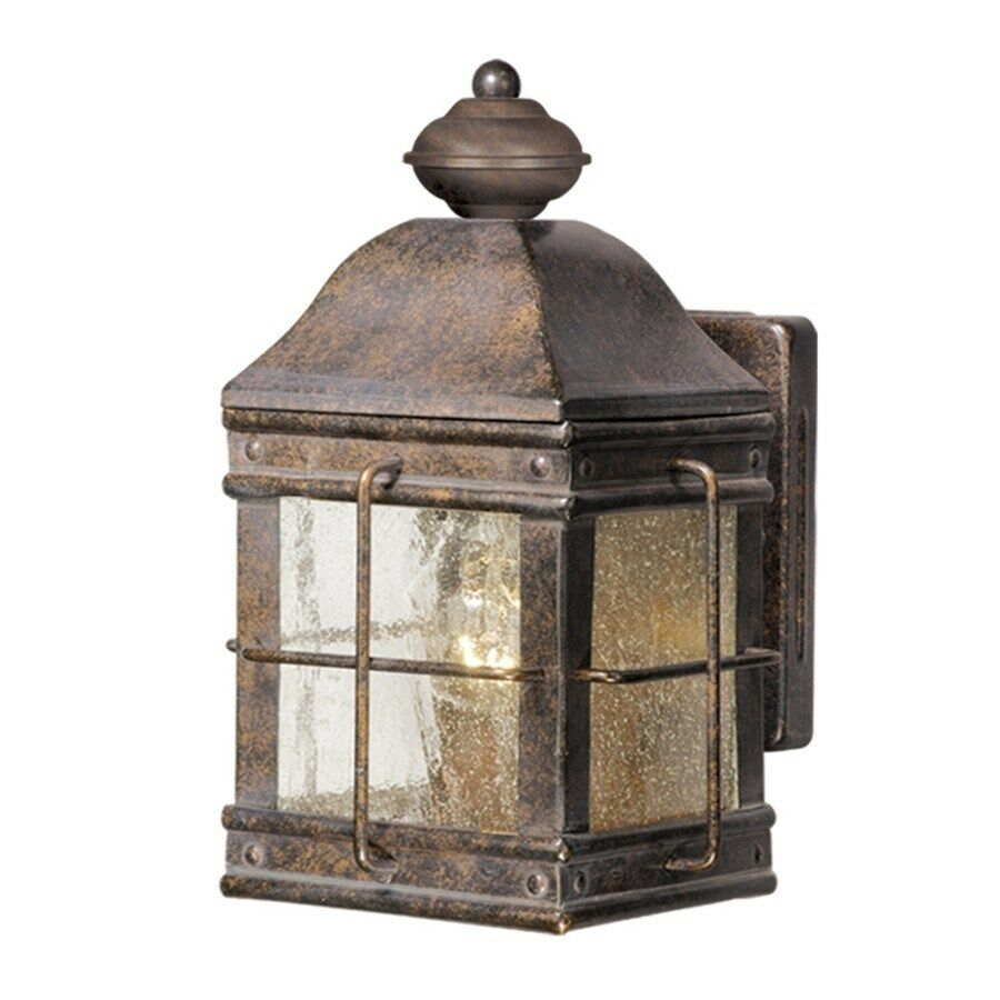 Vaxcel 1 light colonial outdoor wall lamp lighting fixture for Outdoor yard light fixtures