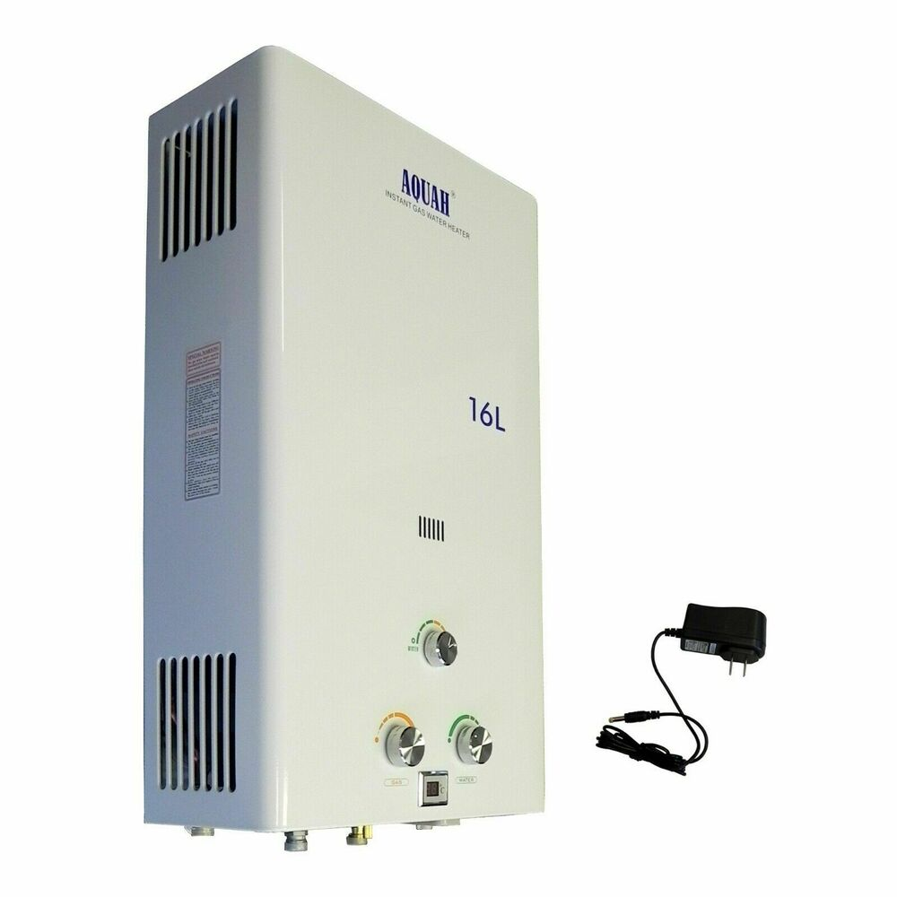new 16l gpm propane lpg gas tankless water heater