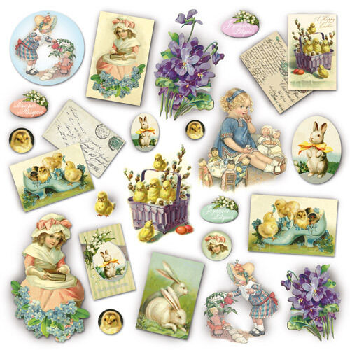 Decoupage Craft Supplies Uk