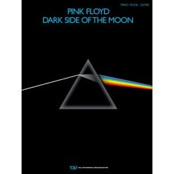 Kyпить Pink Floyd Dark Side of the Moon Sheet Music Piano Vocal Guitar Book 000306363 на еВаy.соm