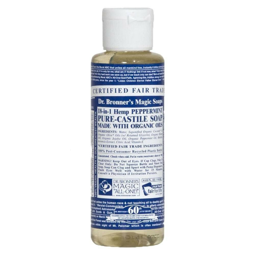 how to make dr bronners hand soap