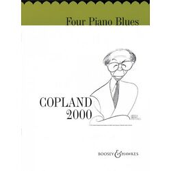 Kyпить Four Piano Blues - Sheet Music Book Aaron Copland NEW 048002486 на еВаy.соm