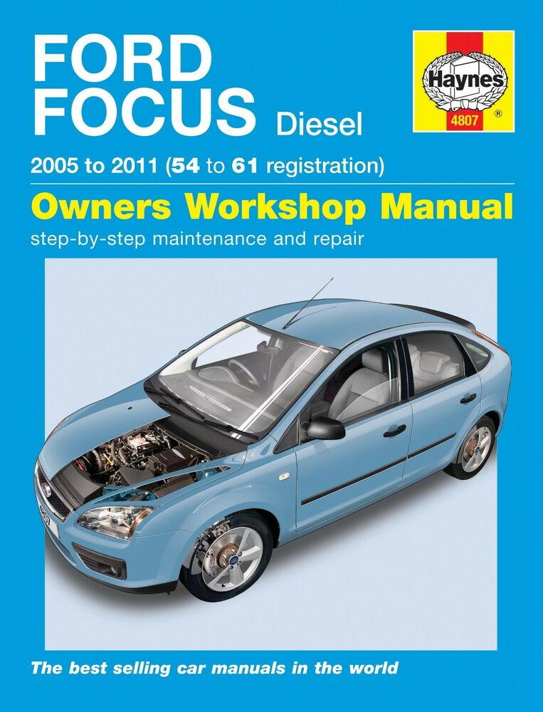 haynes manual  ford focus tdci tdci tdci