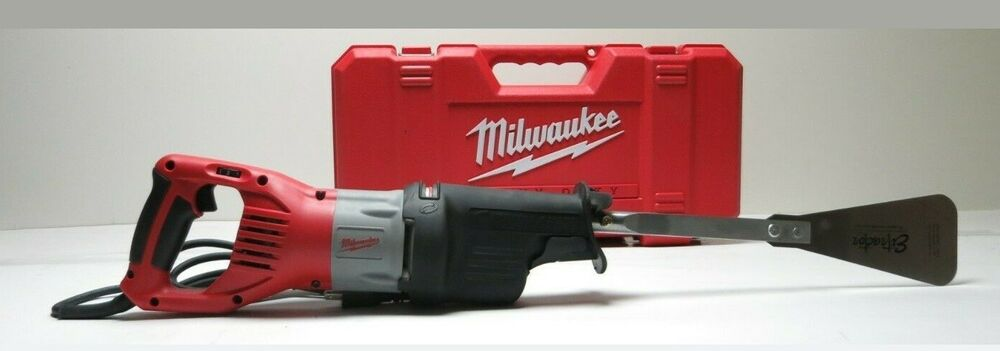 Milwaukee 120 V Auto Glass Windshield Removal Tool Ebay
