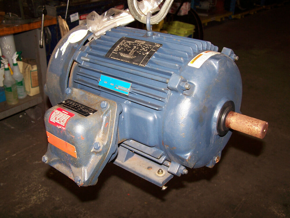 new leeson 10 hp ac electric motor 230 460 vac 3535 rpm