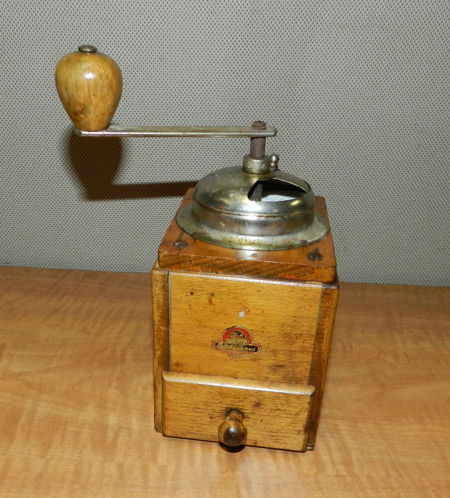 Antique Coffee Grinder / Mill