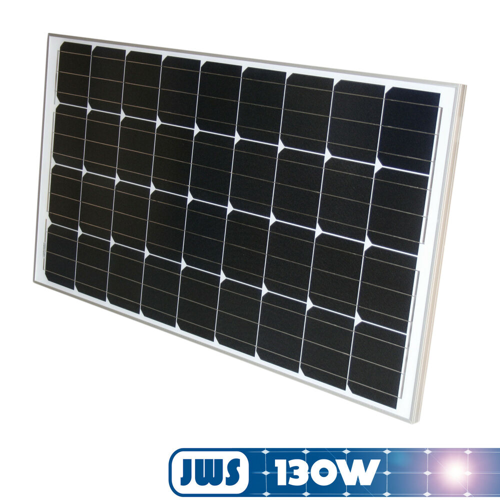 solarpanel solarmodul 130w 130watt 12v 12volt. Black Bedroom Furniture Sets. Home Design Ideas