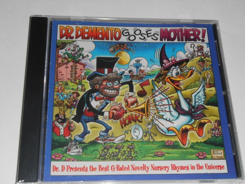 dr demento gooses mother by dr demento cd mar 1995