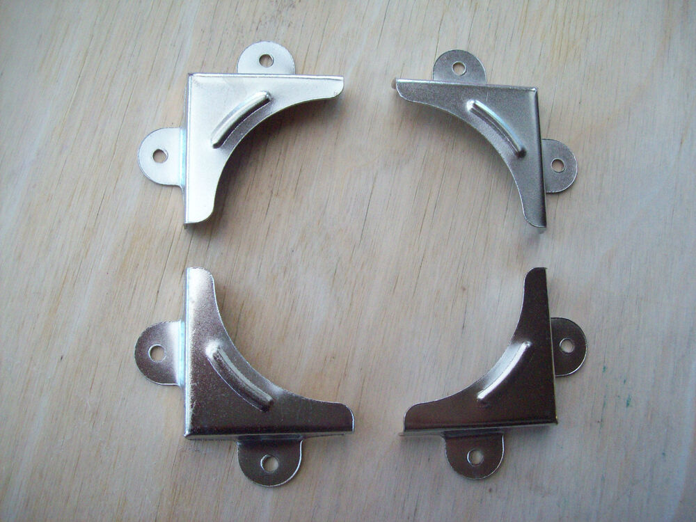Mirror picture corners clamps clips mounting brackets for Mirror brackets