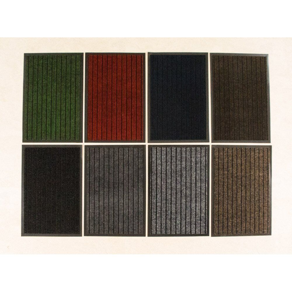 Rubber Kitchen Mats: Home Small Large Rubber Door Barrier Mat NonSlip Heavy