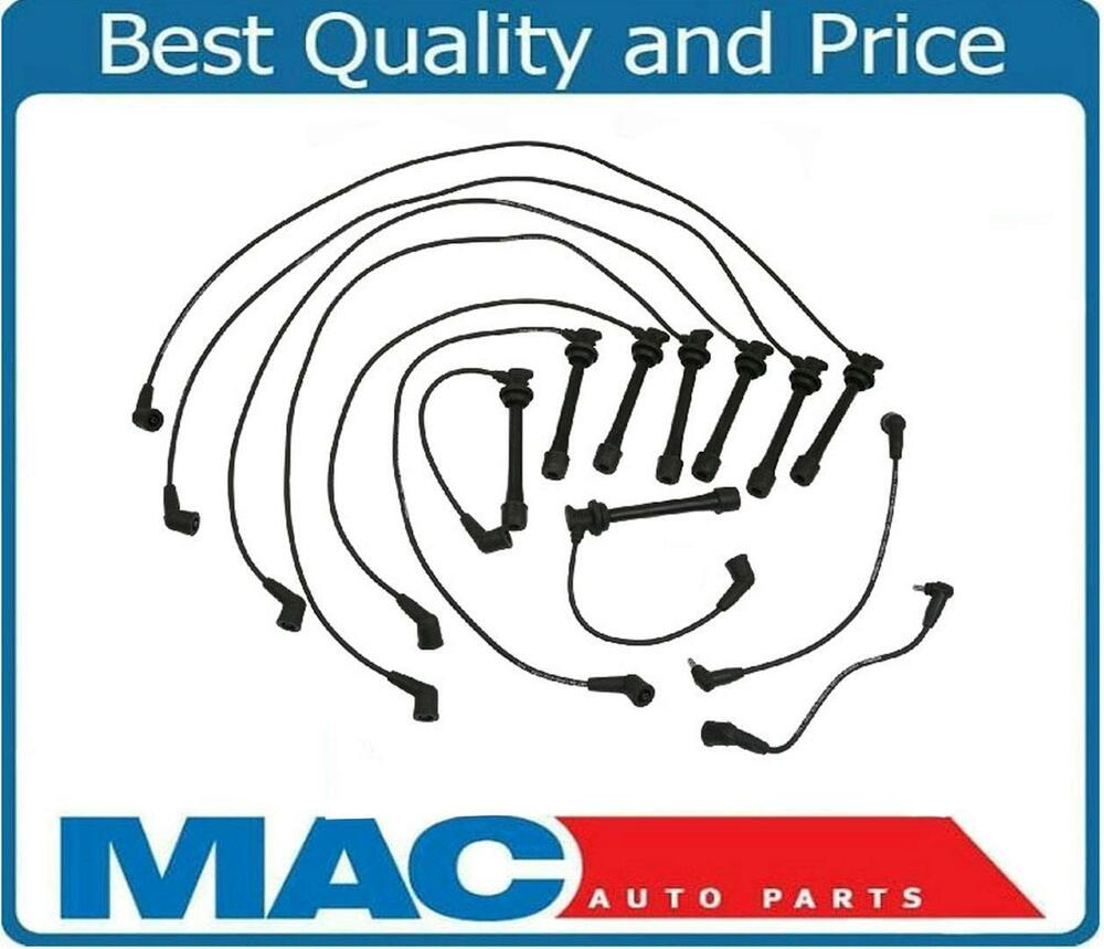 Brand New Ignition Spark Plug Wire Set Fits For Lexus Ls400 90 94