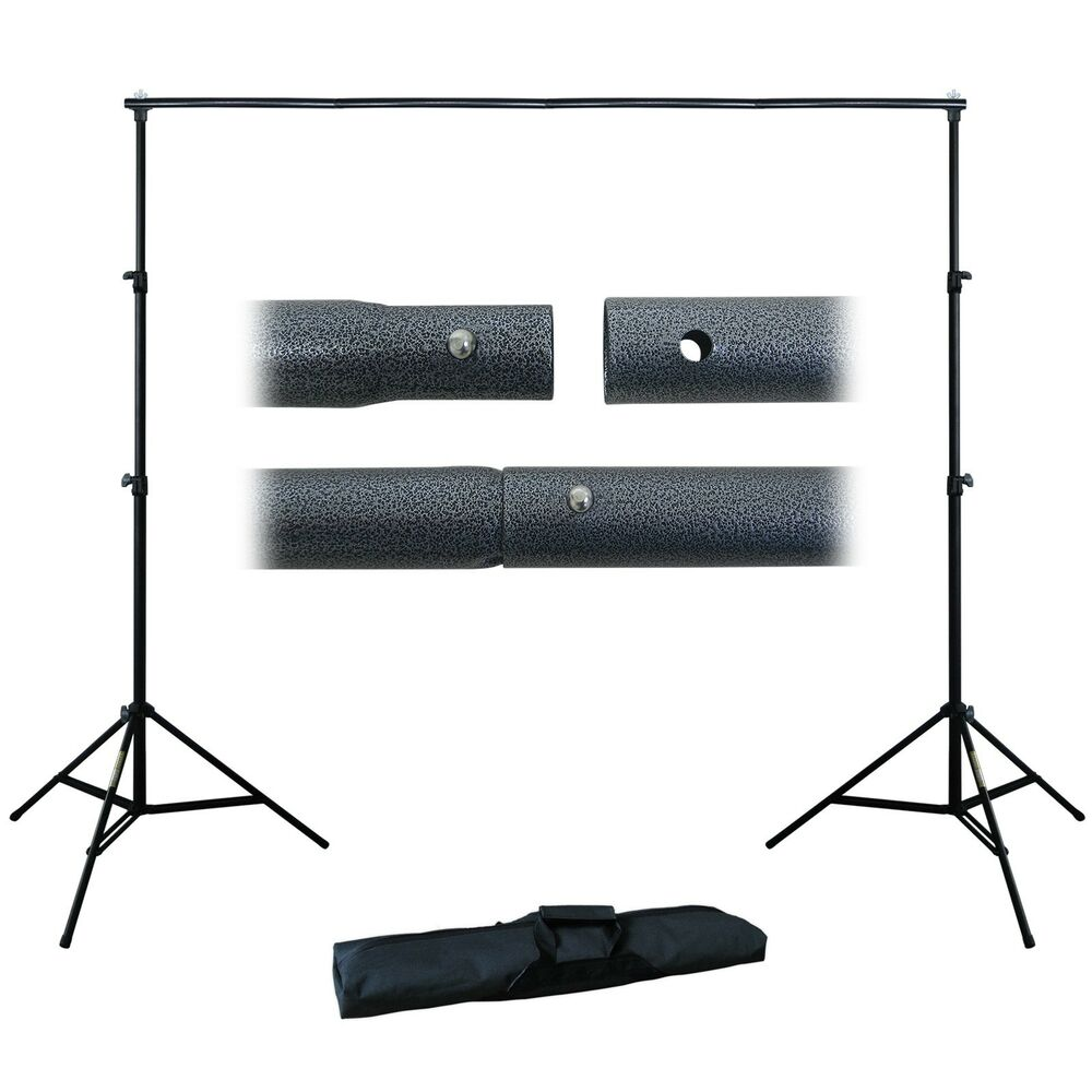 Photography 10ft Adjustable Background Support Stand Photo