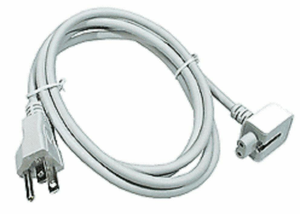 original oem apple extension power cord for macbook pro a1222 a1290 a1343 a1424 ebay. Black Bedroom Furniture Sets. Home Design Ideas