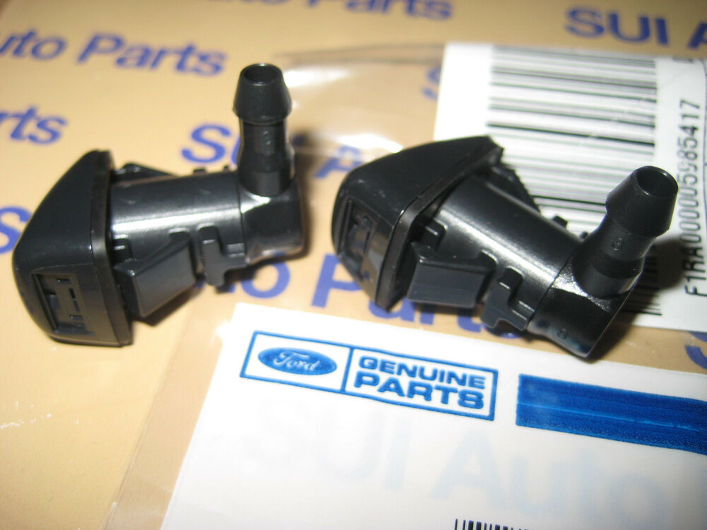 Windshield washer nozzle ford probe