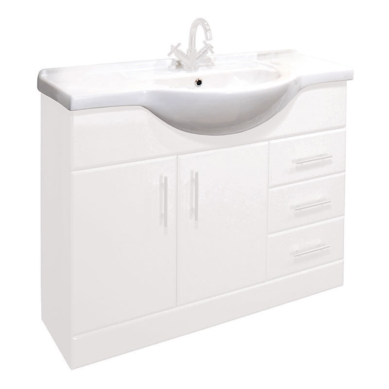 Replace Bathroom Vanity: 1050mm Standard Replacement Basin Sink For Classic