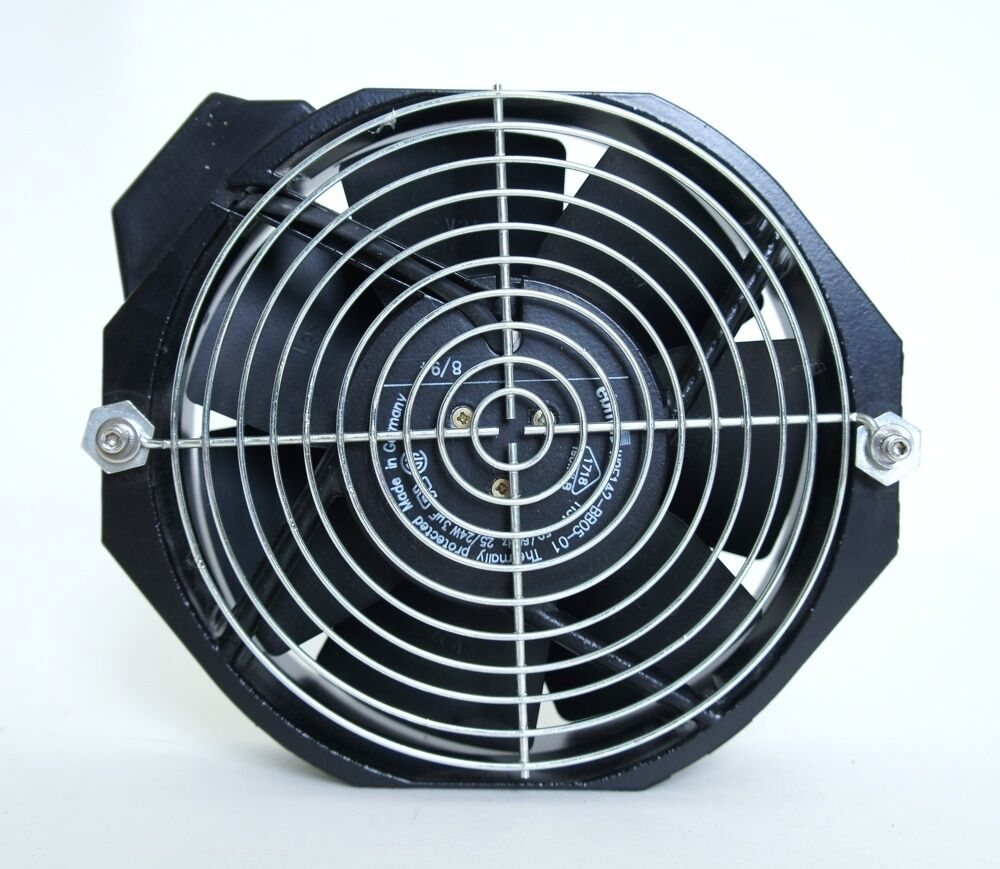 Axial Cooling Fan : Axial cooling fan for dryer lamp panel w e bb