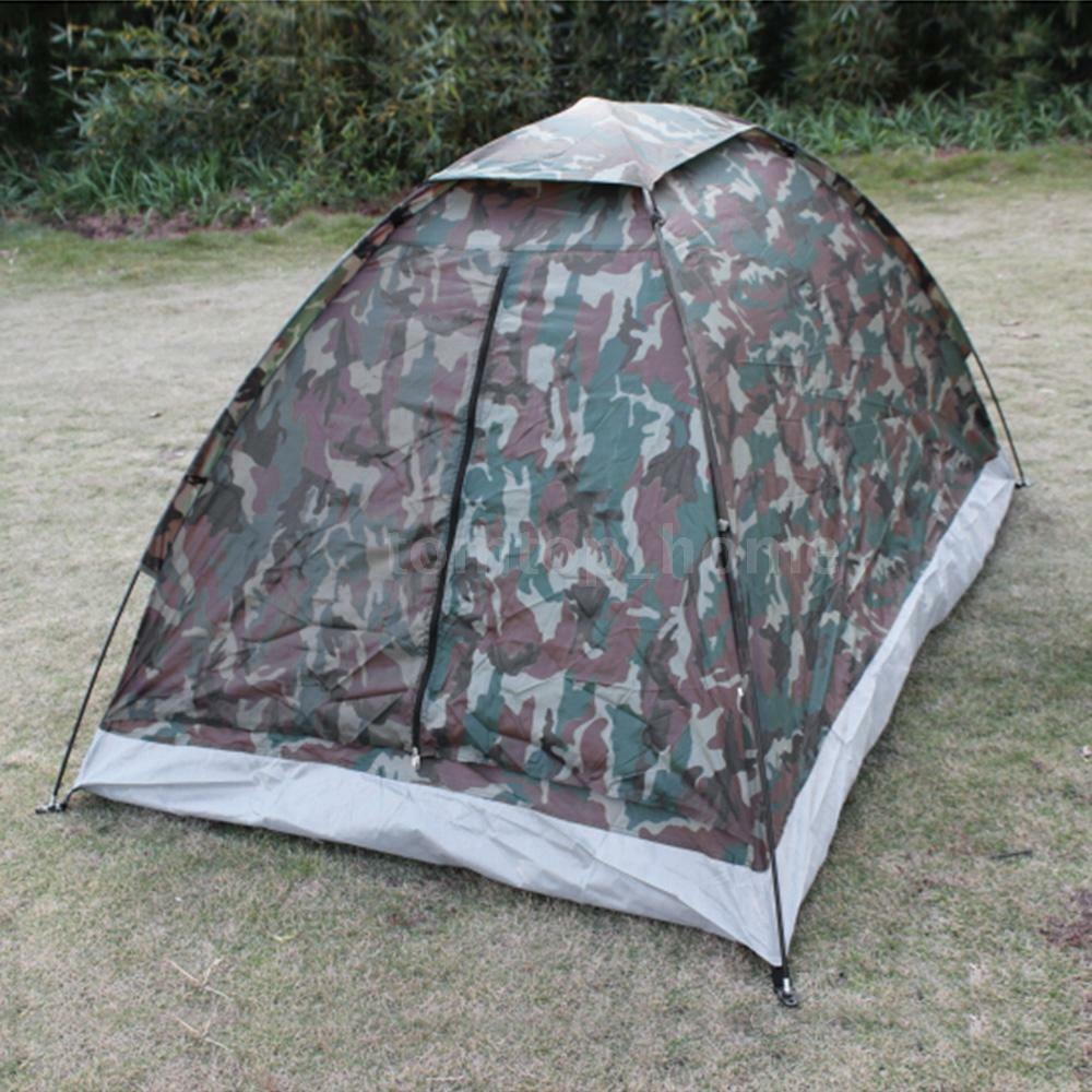 Single Layer Waterproof Camping Tent For Outdoor Camp ...