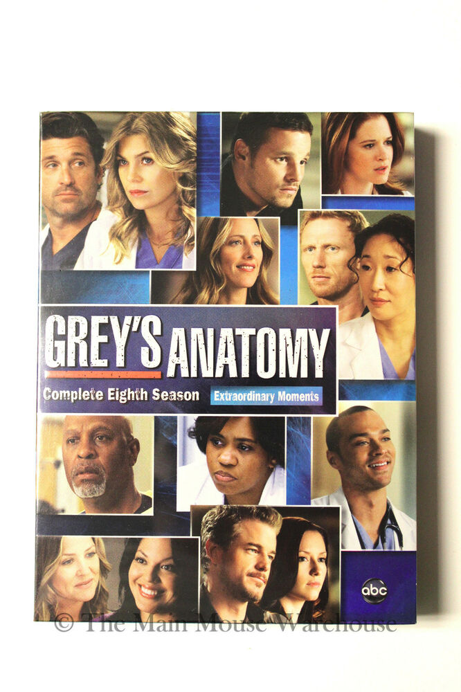 Greys anatomy seasons ebay - Cuban fury movie review