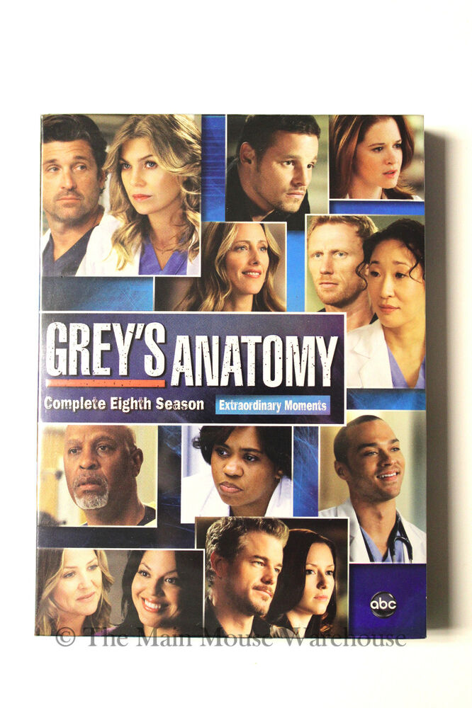 Greys Anatomy season 2 on DVD? | Yahoo Answers