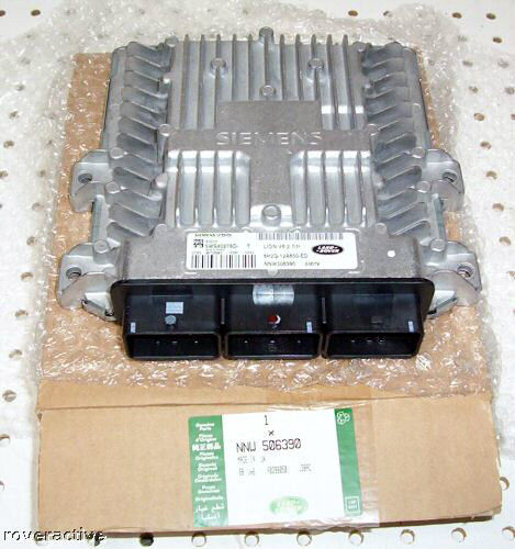 Land Rover Brand OEM Range Rover Sport LR3 Discovery 3 ECU