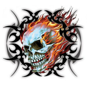 Flame Decals | eBay