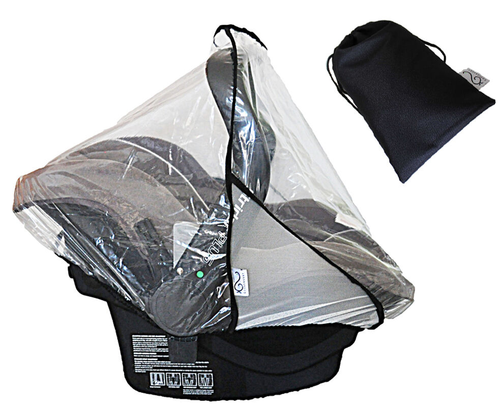 rain cover for car seat for baby pram capsule fits maxi cosi steelcraft ebay. Black Bedroom Furniture Sets. Home Design Ideas