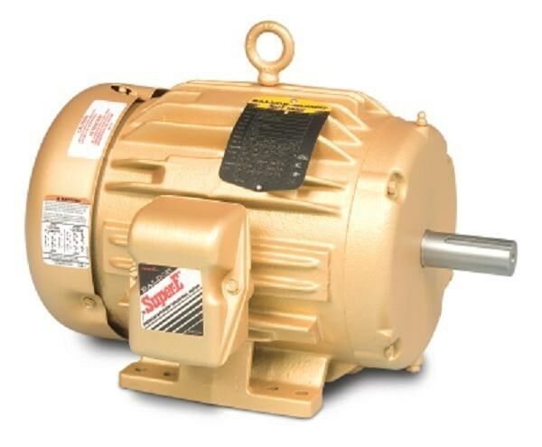 Em3584t 1 1 2 hp 1765 rpm new baldor electric motor ebay for 1 2 hp ac motor