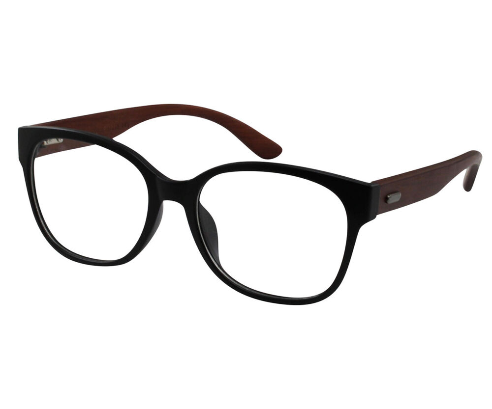 Mens Black Frame Reading Glasses : EBE Reading Glasses Mens Womens Black Acetate Full Frame ...