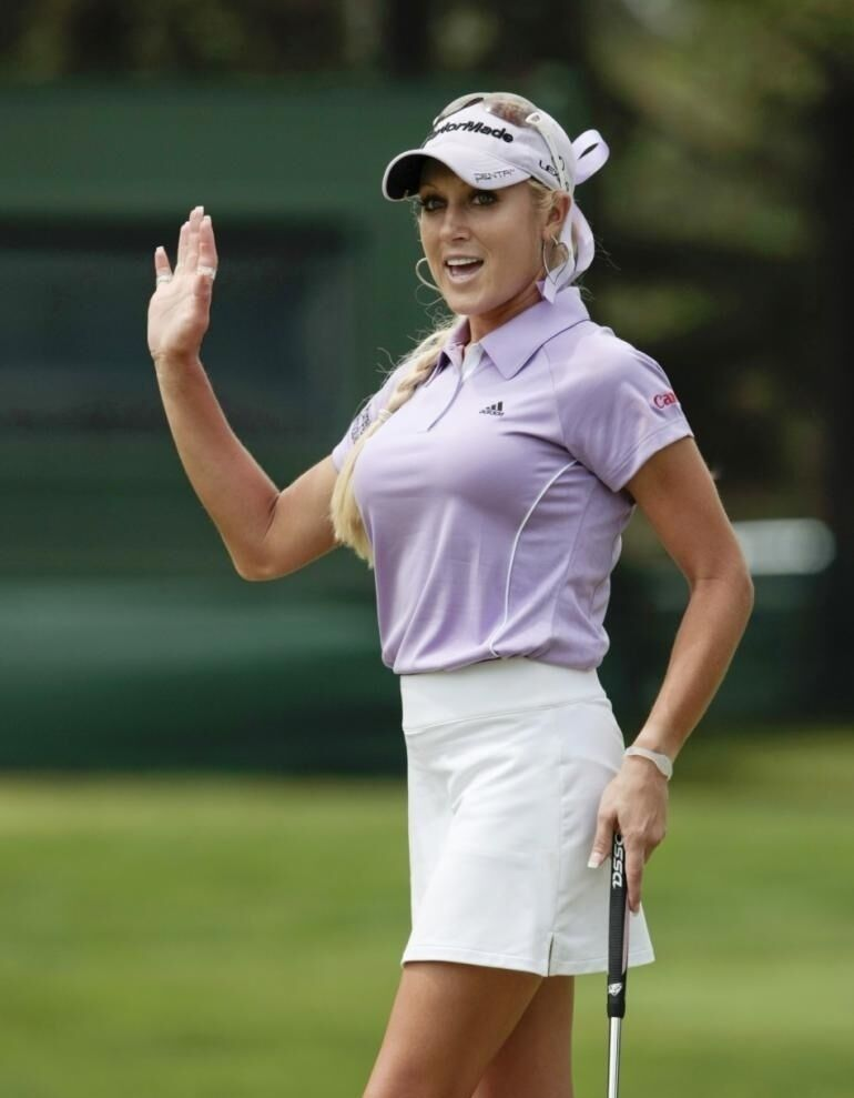 Natalie Gulbis Nude Photos 6