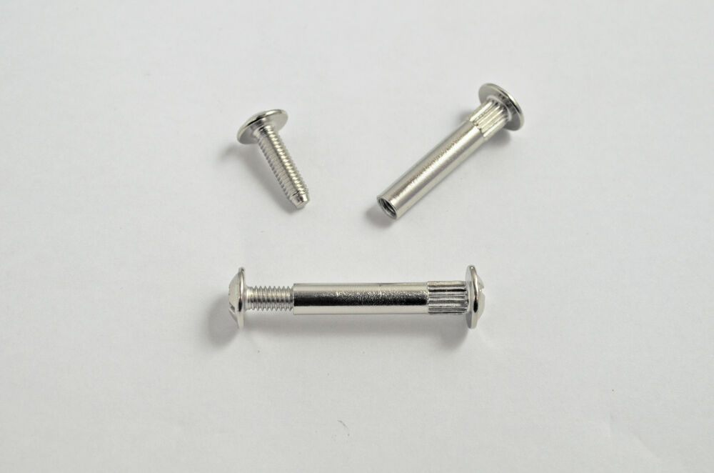 Connecting Screws Bolts M4 Kitchen Cabinet Furniture