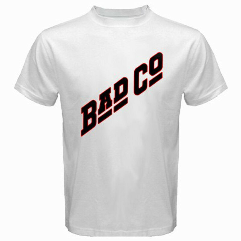 New Bad Co Bad Company Classic Logo Rock Legend Men 39 S