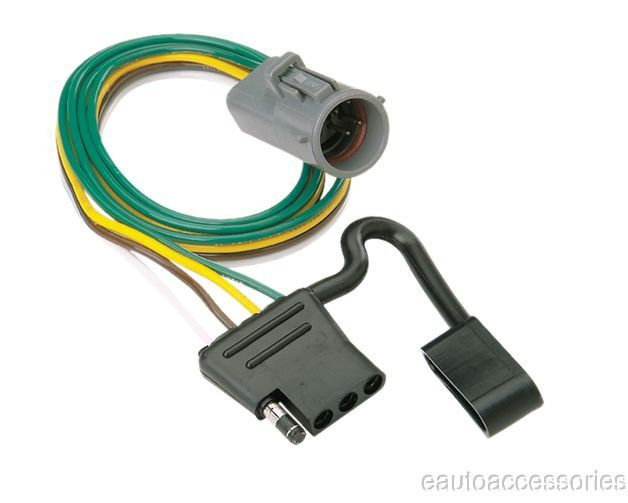 tow ready 118241 tow package wiring harness fits ford. Black Bedroom Furniture Sets. Home Design Ideas