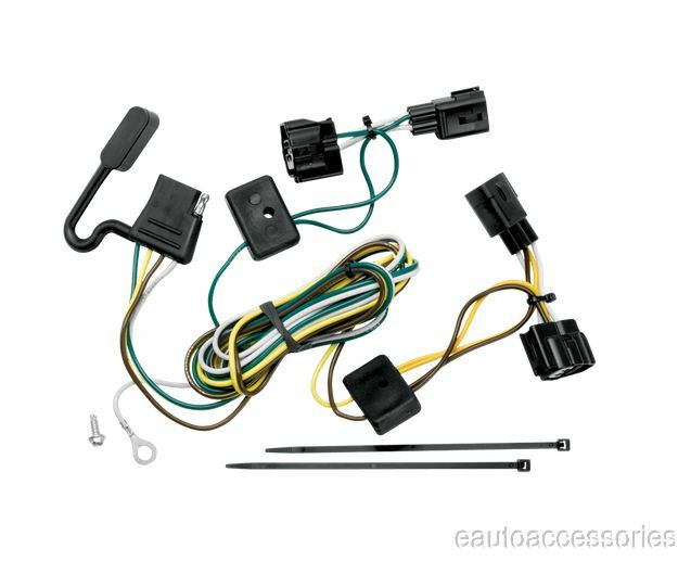 Tow ready t one connector hitch wiring fits jeep