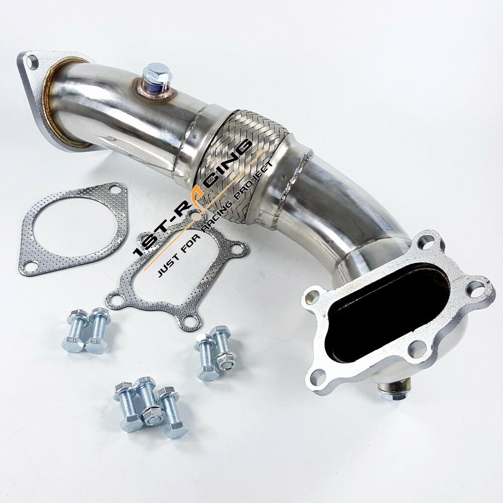 2 3 Turbo Performance Parts: FOR Mazda Mazdaspeed 3 MS3 2.3L RACING DOWN PIPE TURBO