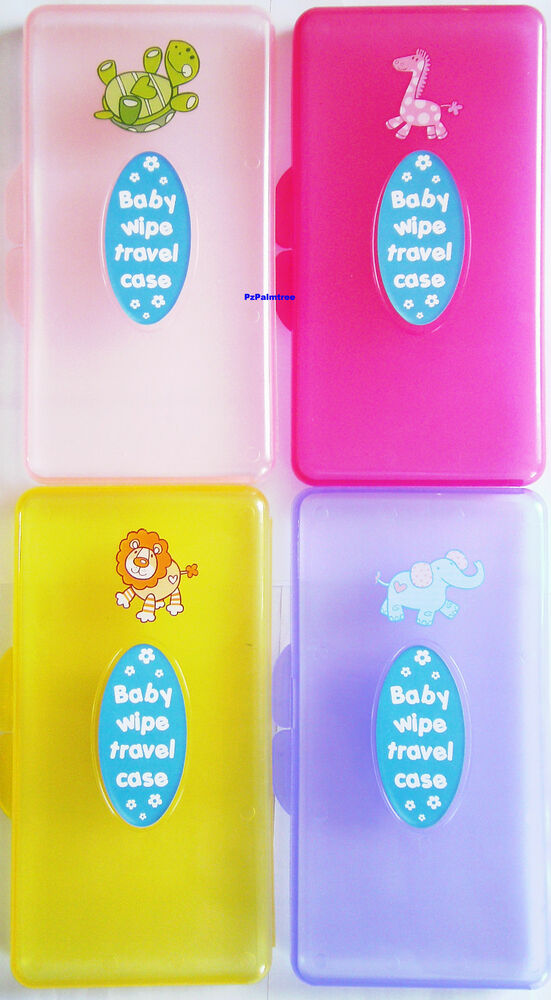 Baby Wipes Travel Case Wet Wipes Box Dispenser Home