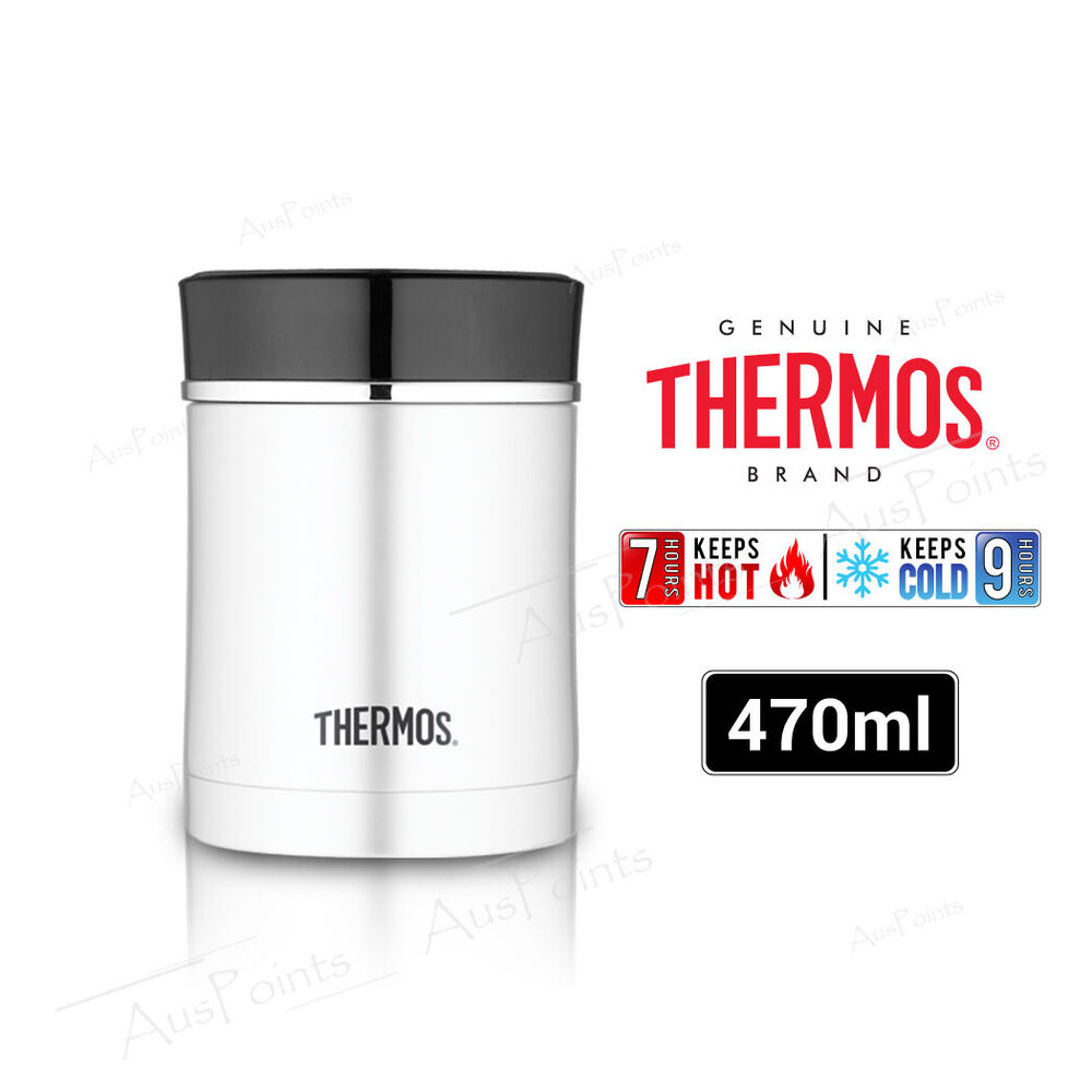 Thermos Stainless Steel Vacuum Insulated Food Jar 470ml