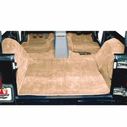 Carpet Kit Honey Fits Jeep Cj7 Wrangler Yj 1976 1995