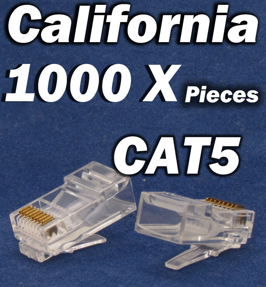 how to make cat5 cable ends