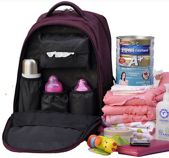 safe baby diaper nappy changing bag tote womens mens backpack mummy travel bags ebay. Black Bedroom Furniture Sets. Home Design Ideas