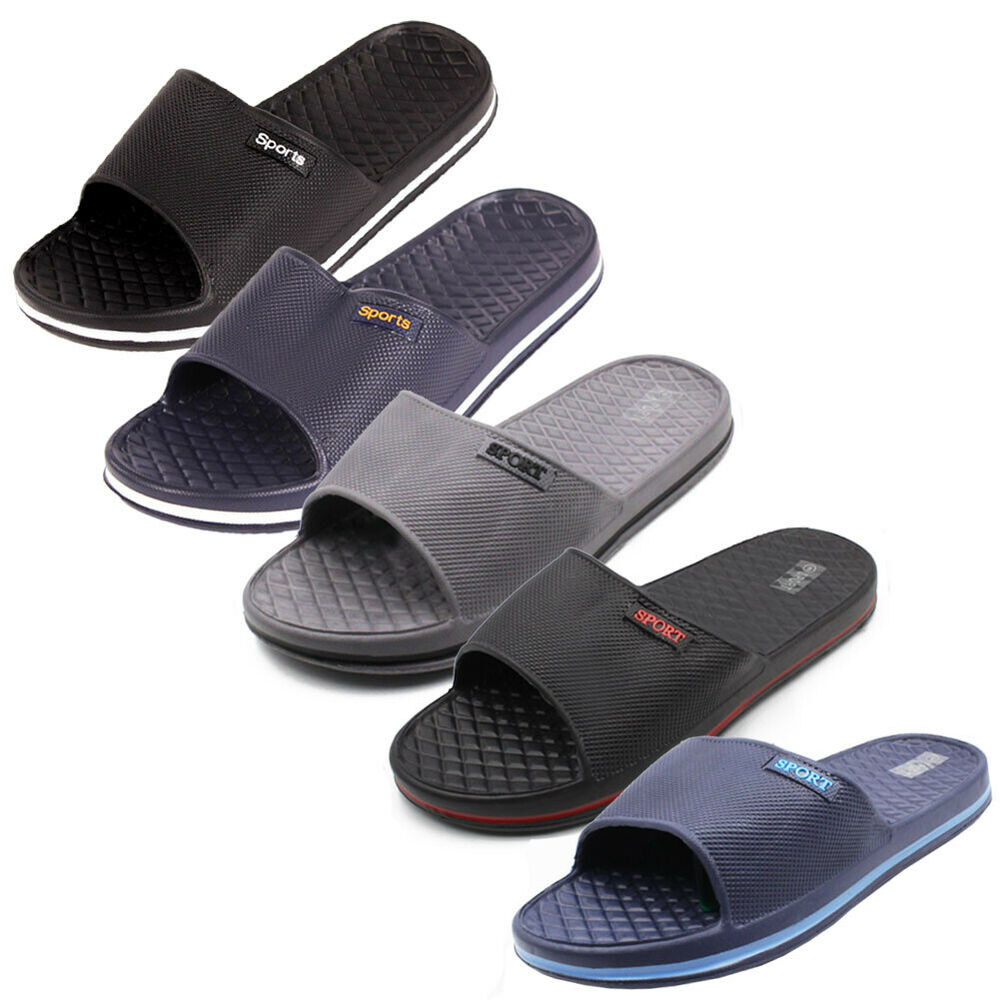 Slip On House Shoes Mens