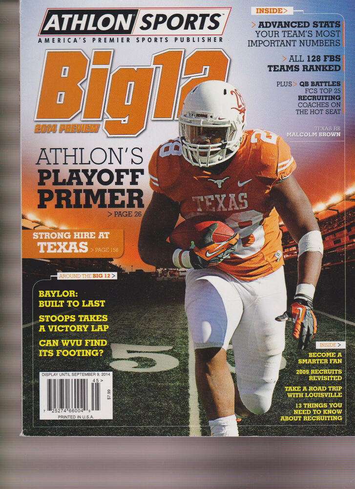 Athlon Sports 2018 NFL Division Picks and Playoff Predictions