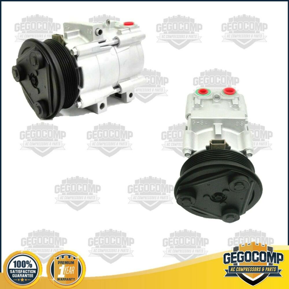 A C Compressor Fits Ford Crown Victoria Grand Marquis Mustang F150 57129 Ebay